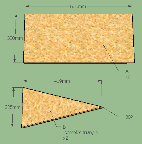 gravel-supports